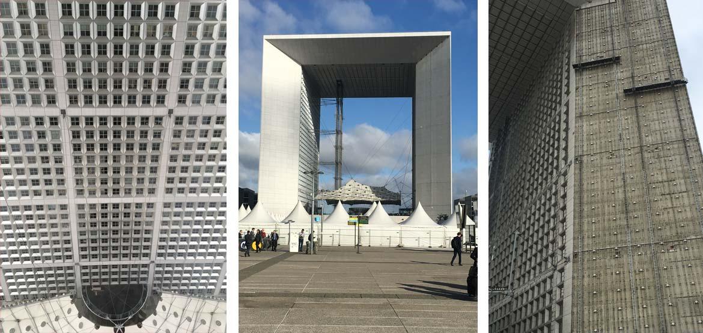 The Grand Arch - Aile Nord - Paris la Défense
