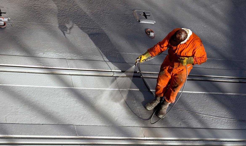 Astek France services, industrial clean up